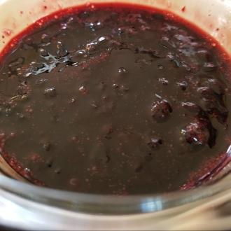 Huckleberry Sauce