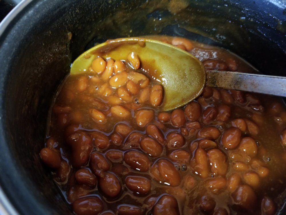 American Baked Beans