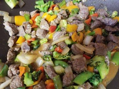 Nevada Broccoli Beef