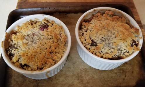 Triple cobbler for 2