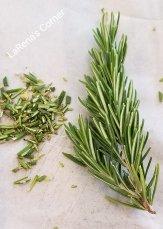 Chopped Fresh Rosemary