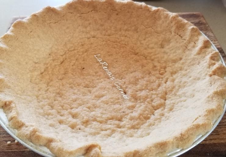 Graham Cracker like Pie Crust