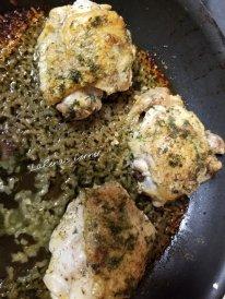 Swedish Lemon Dill Chicken