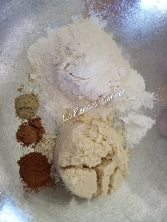 Flours and spices